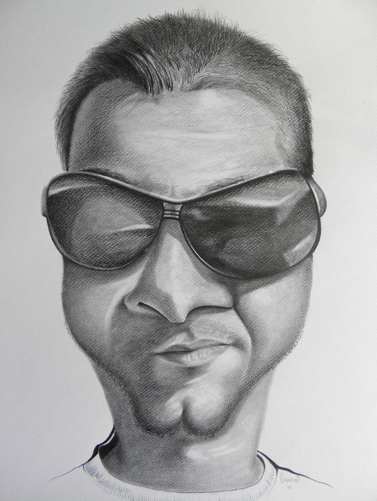 caricature1 by Carneiro22