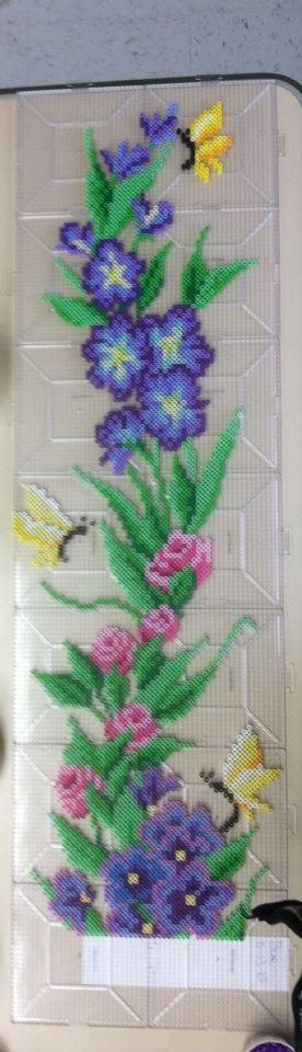 flowers perler by khoriana on deviantart