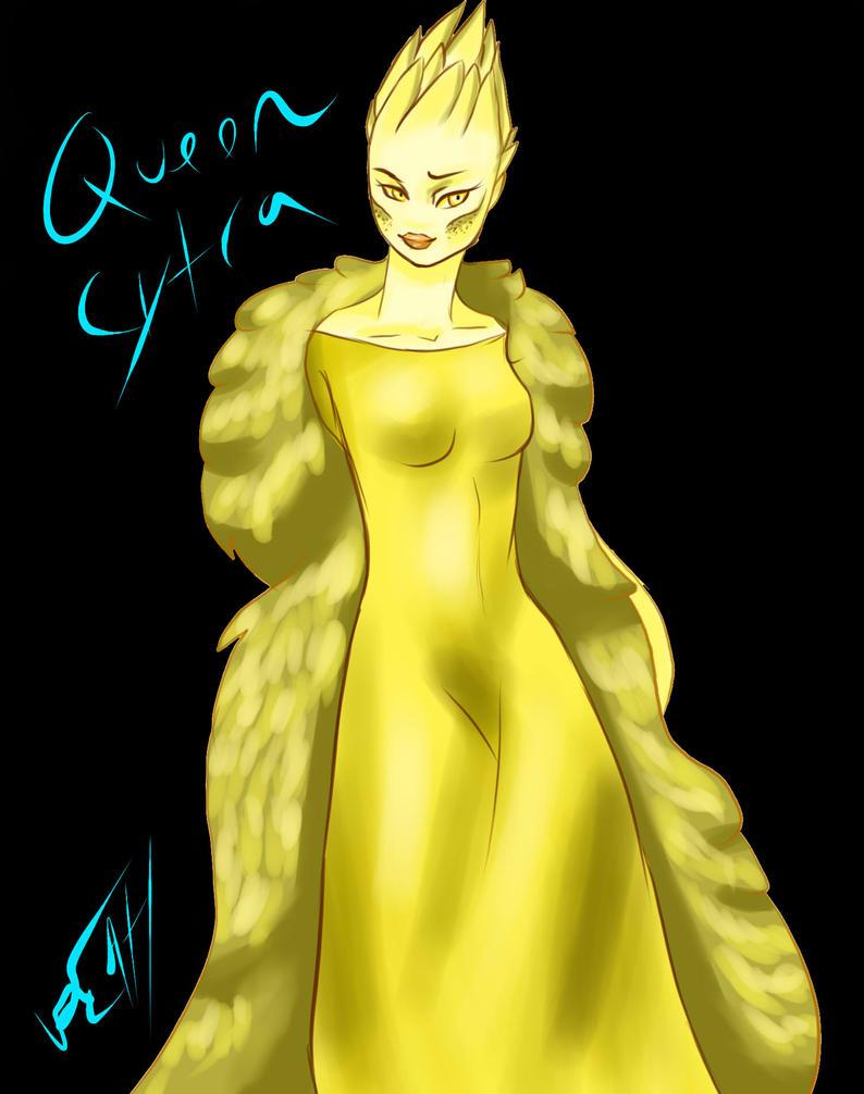 Queen cytra by keyace