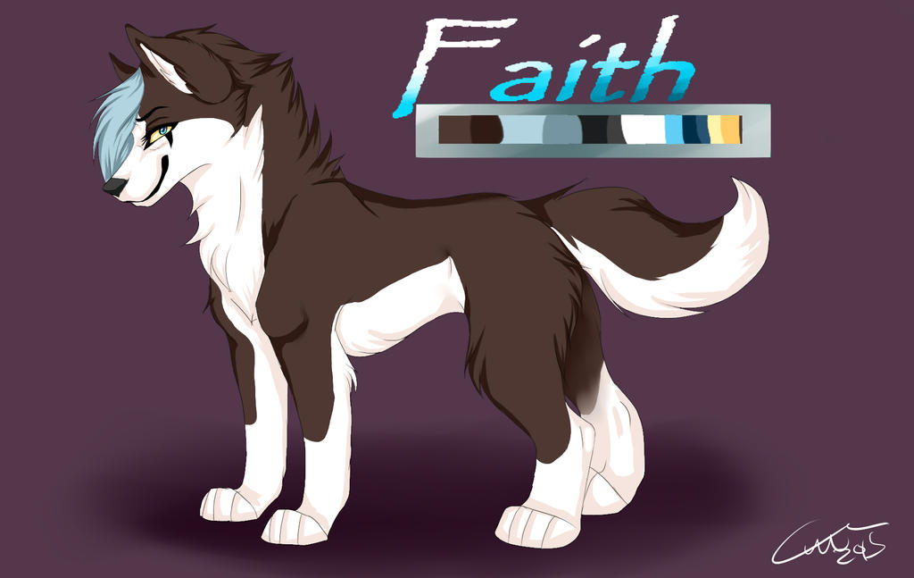 Faith refrence sheet by keyace