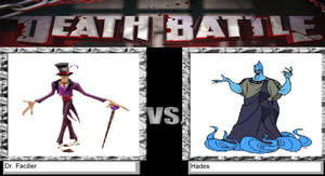 Disney Villains Death Battle 1