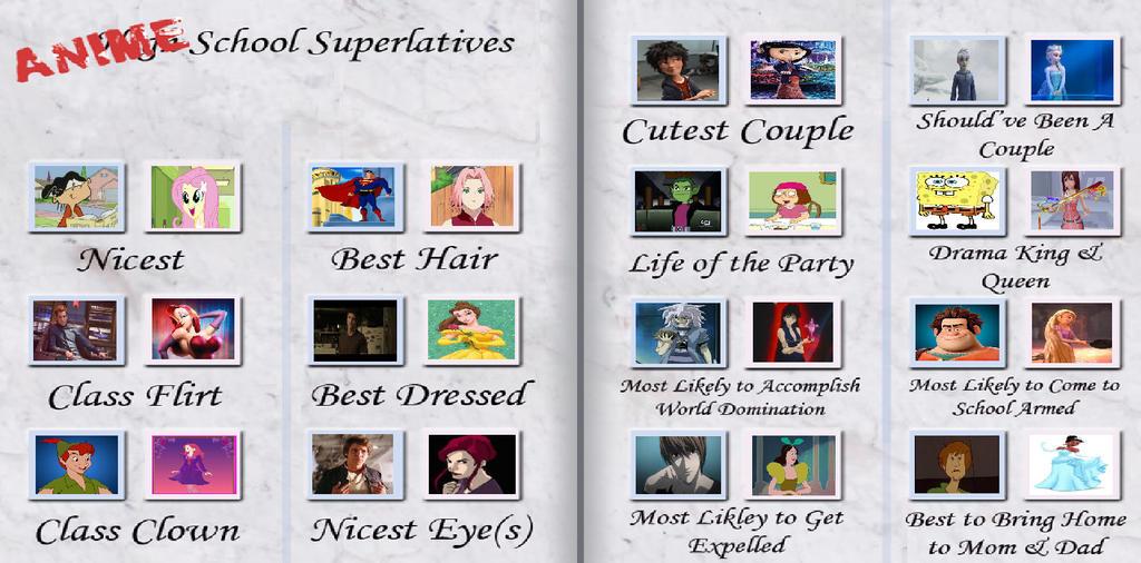My Yearbook Meme by gxfan537