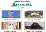 My Amphibia Cast Meme by gxfan537