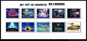 My Top 10 Favorite No. 1 Movies Meme