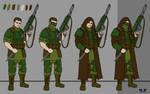 Original Imperial Regiment - Karsian Rebels