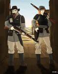 Western Imperial Guard: Gunslingers