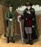 Commissar and General