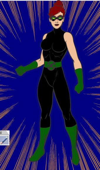 My X Men 2.0 - Starbolt by goddesshuntress