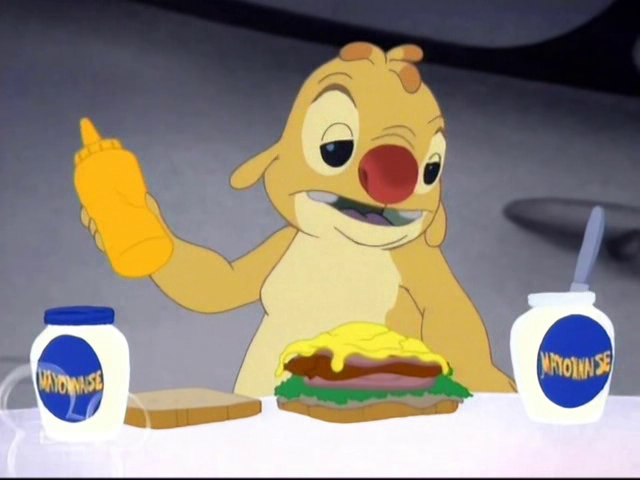 Pictures Of Lilo And Stitch Reuben Sandwich Game