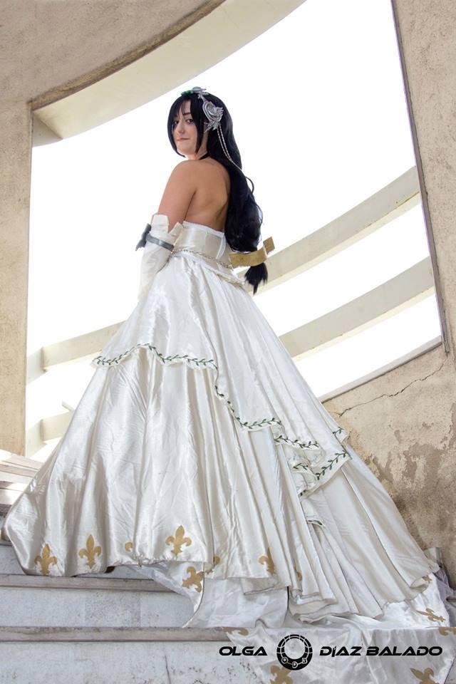 Princess Garnet by SerahCrystal