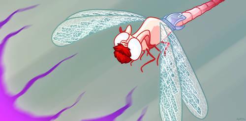 Bearded Dragonfly