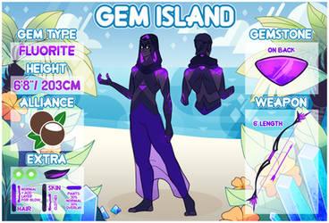 Gem Island - Fluorite