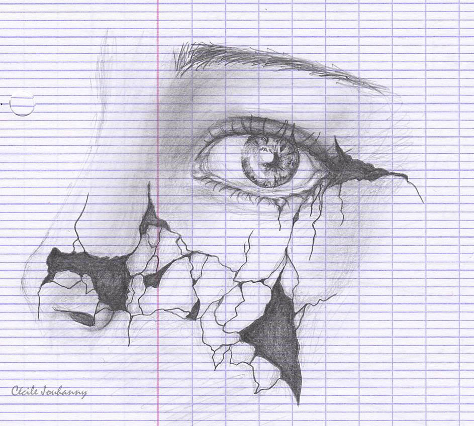 Cecilou-chan - Un crayon à la main Tear_apart_by_cecilou_chan-d5ubi51