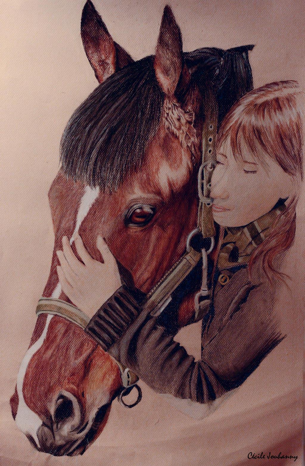 Cecilou-chan - Un crayon à la main Close_friends_by_cecilou_chan-d69z8lp