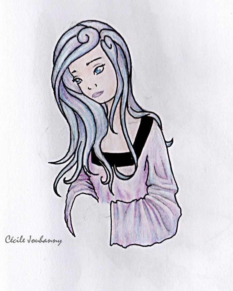 Cecilou-chan - Un crayon à la main Softness_by_cecilou_chan-d6ekfso