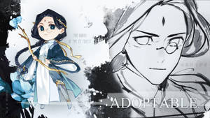 [CLOSED] AUCTION   Adopt   The Guard of Ice Forest