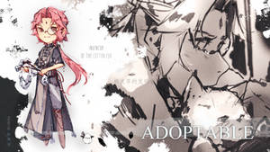[CLOSED] AUCTION |Adopt| Inventor of The CottonFur