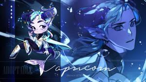 [CLOSED] AUCTION |Adopt| Sea Capricorn