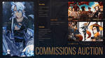 [OPEN 1/2] AUCTION | COMMISSION AND CUSTOM SLOTS by ollecka
