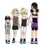 The Nara-Yamanaka Children
