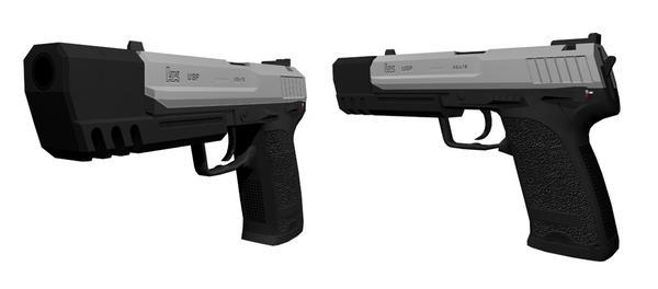 CRYENGINE   Guns Guns Guns (new G3-SAS model)