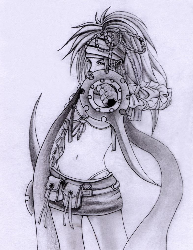 Rikku 2 by jlim51
