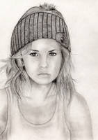 Britt Robertson by jlim51