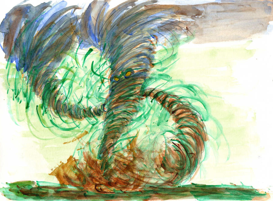 Four Elements Art : The wind four elements by beb156 on deviantart
