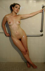 Valerie's Shower 2 by williamwalsh