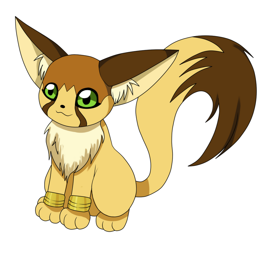 TDW: Fennecmon by sim-pie