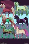 Slugterra Horses