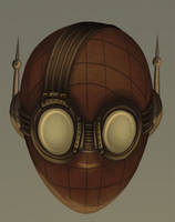 Draft06 - Steampunk Spider-Man by whysoawesome