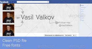 Facebook Timeline Cover by blackmaddog