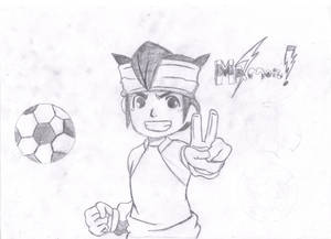 Sakka, freak Endou-san!