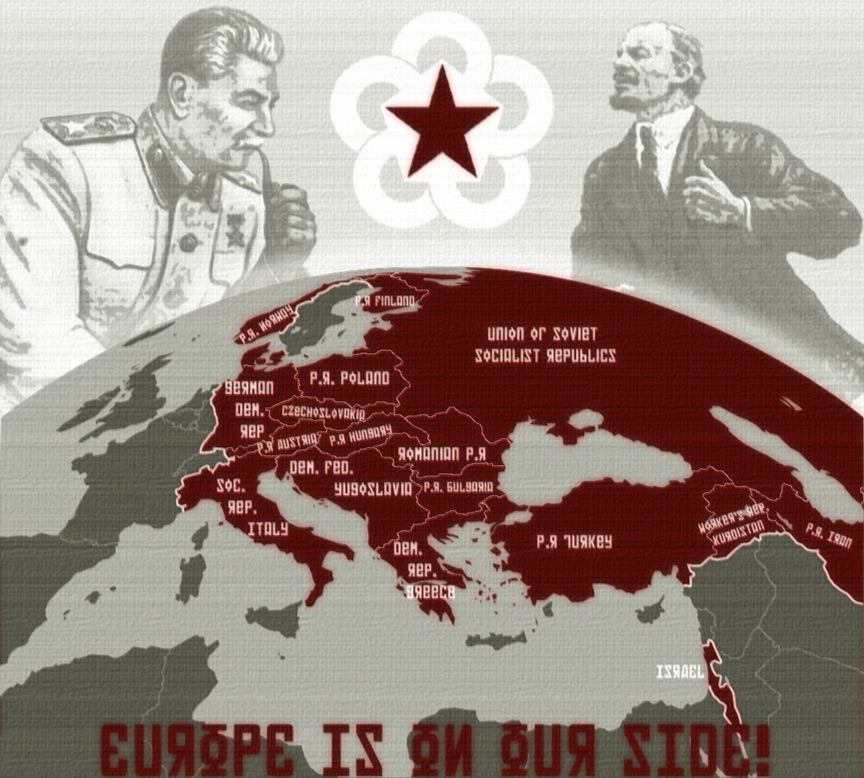 An alternate USSR by edthomasten