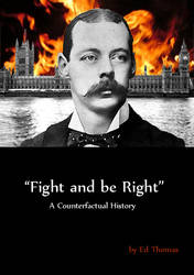 Book cover- Fight and Be Right by edthomasten