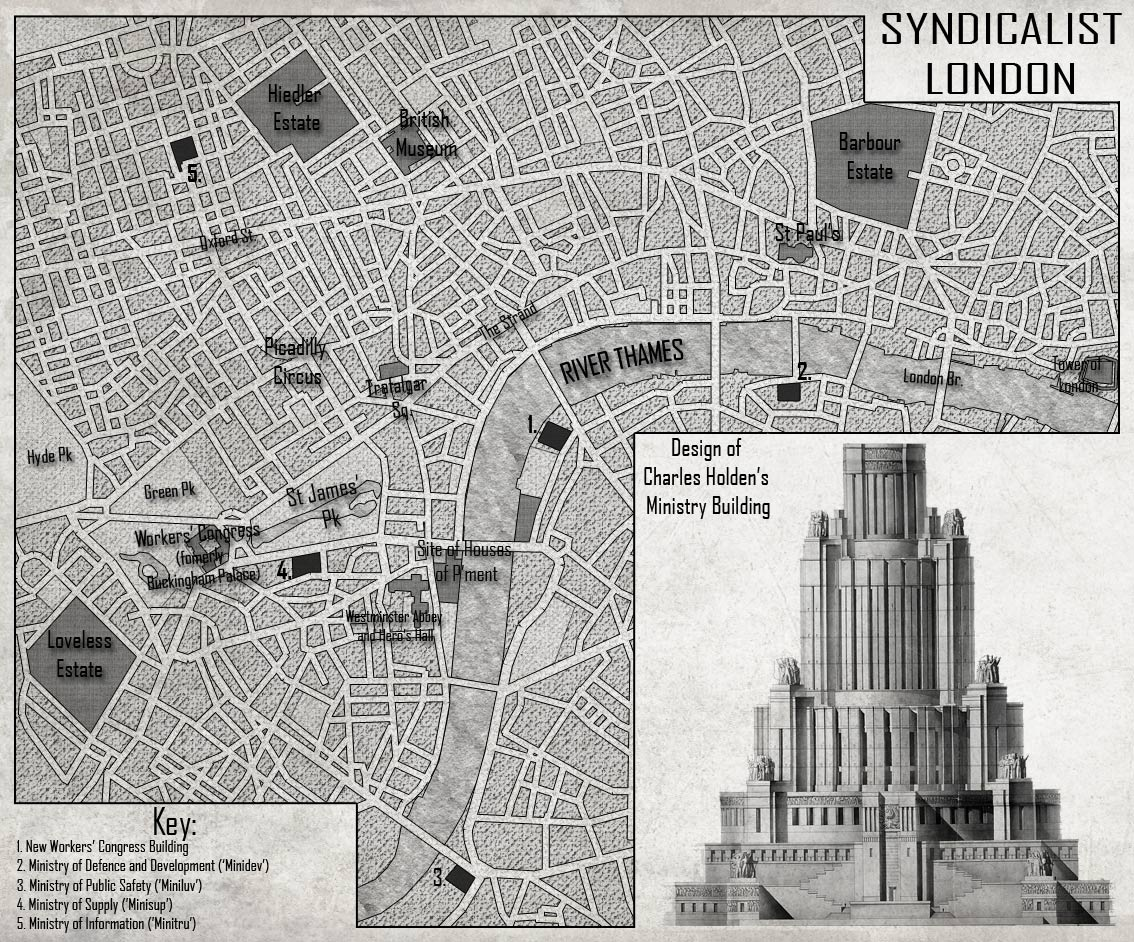 Syndicalist London by edthomasten