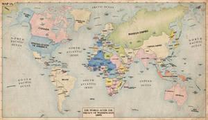 The World, 1895 by edthomasten