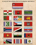 Flags of the FWR