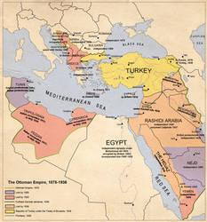 The Ottoman decline, 1878-1936 by edthomasten
