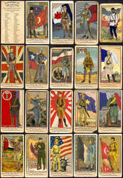 World Uniforms, c.1938 by edthomasten