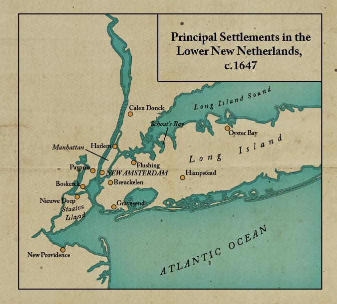 The New Netherlands 1647 by edthomasten on DeviantArt