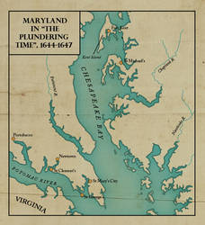 Maryland during 'The Plundering Time'