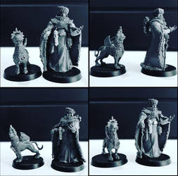 Iron Conclave Magnate 2, WIP