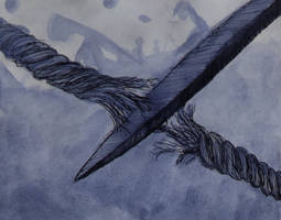 Inktober 2020 (5) blade