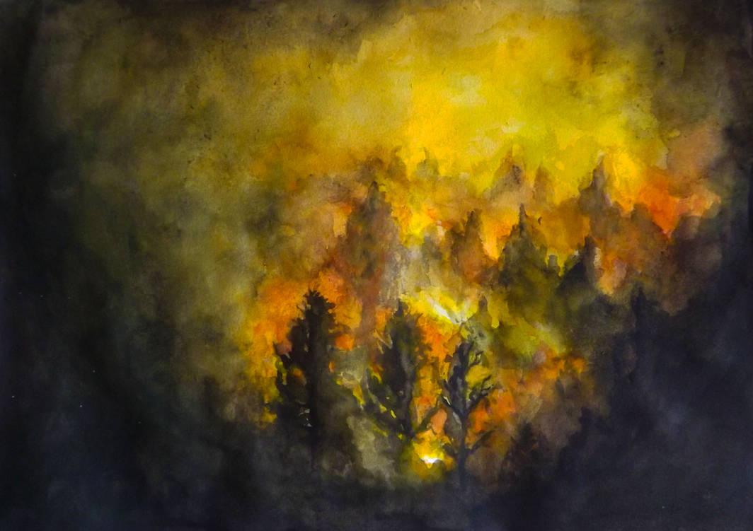 Wildfire by MeinFragezeichen