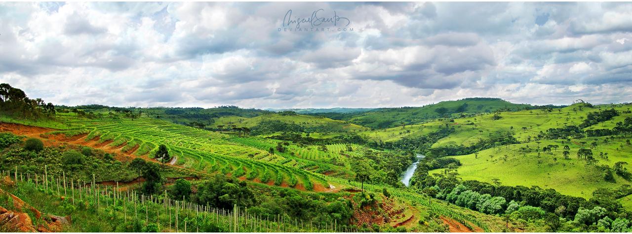 Land of Plenty by Miguel-Santos