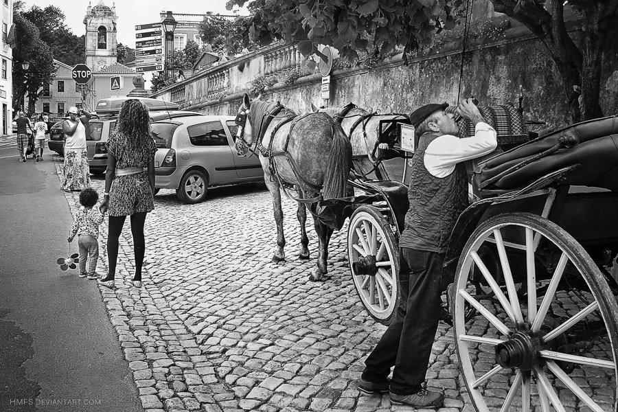 Fuel Stop by Miguel-Santos