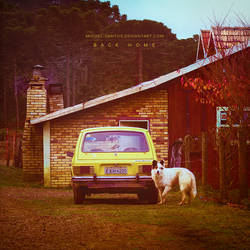 Back Home by Miguel-Santos