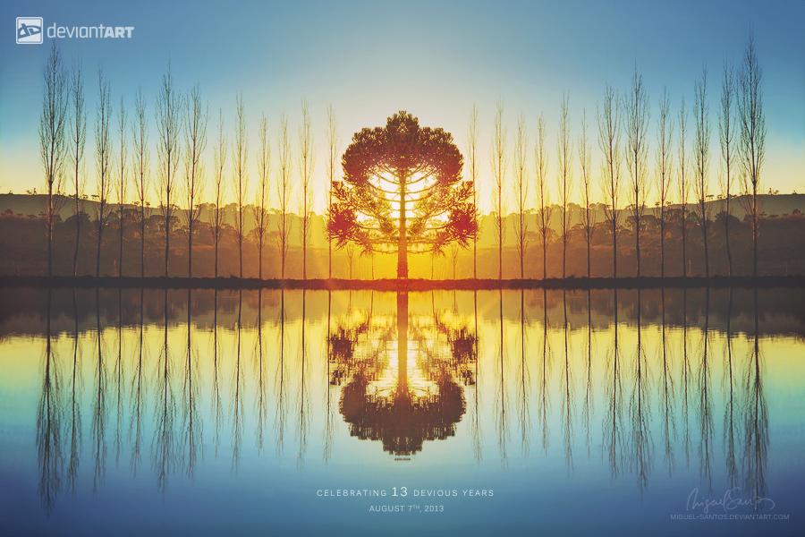 Thirteen by Miguel-Santos